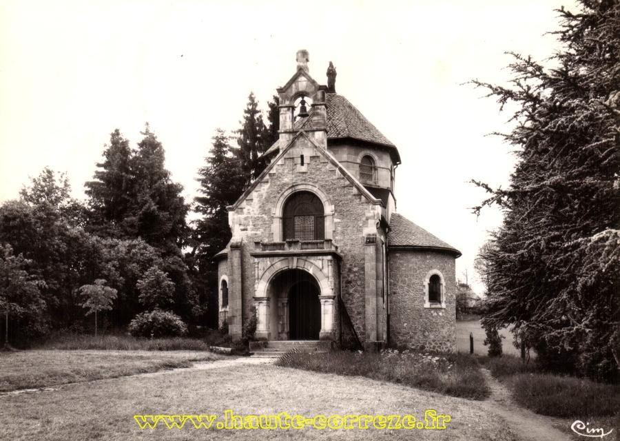 CIM-SM GF NB-2850 sanctuaire de notre dame d'eyg